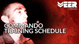 Commando Training Schedule | Indian Army Commando Training | Veer by Discovery
