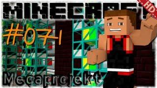 """Minecraft FTB #071 - Automatisierung des Lagersystems   """"Megaprojekt"""""""