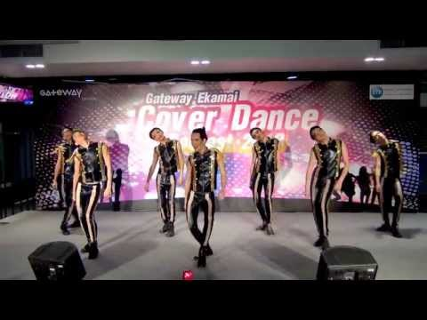 130622 Yes For Me cover After School @Gateway Ekamai Cover Dance Contest 2013 (Final Round)