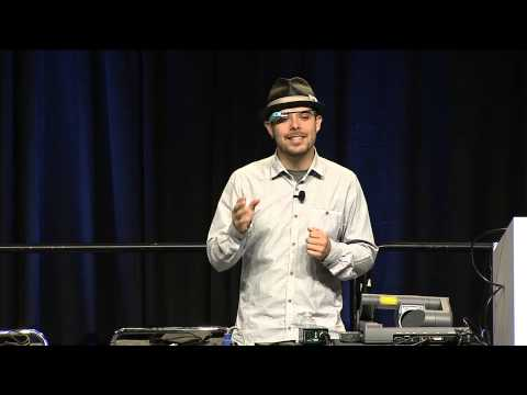Google I/O 2013 - Developing For Glass