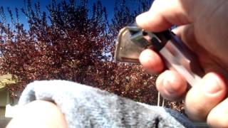 How to Remove a Rearview Mirror Mounting Bracket From A Windshield (1 Easy Step)