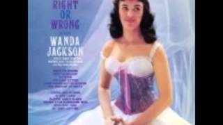 Watch Wanda Jackson Sticks And Stones video