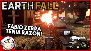 EARTHFALL ► Left 4 Dead de Aliens?? │ Lo Jugamos Cooperativo!
