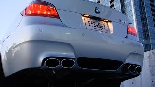 BMW M5 E60 Exhaust Comparison [Eisenmann, RPi, Meisterschaft, etc]