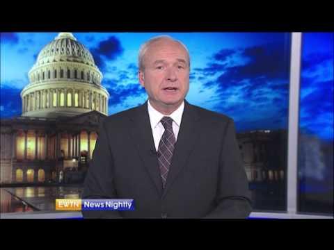 EWTN News Nightly- 2014-8-8 -U.S. bombs militant targets in Iraq