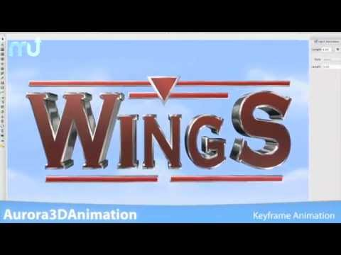 Easy 3D Movie Title and Intro Animation on Mac - Aurora3DAnimation