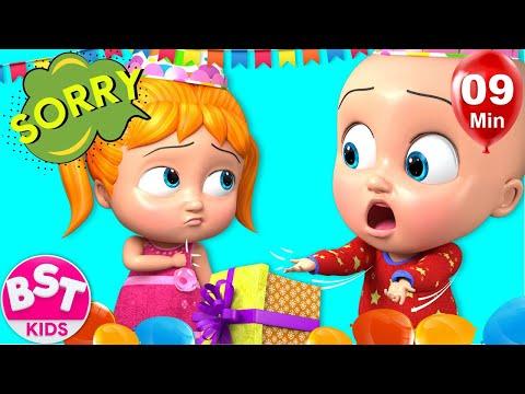 Baby & Sister Songs for Kids | Nursery rhymes