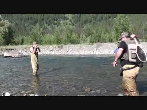 Trout Fishing On The Southern Alberta Truck Road