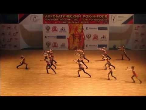 Kontinent 1 - Russische Meisterschaft 2013