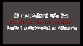 NOINOTIZIE: Via De Gasperi e via Cristo La Grotta - perchè i lavori si protraggono