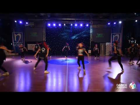 TROUBLEMAKERS | HIP HOP FORMATION JUNIORS | FRONT ROW