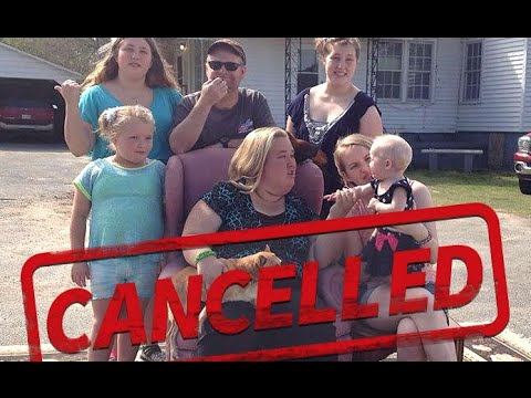 'honey Boo Boo' Cancelled After Sex Offender Scandal video
