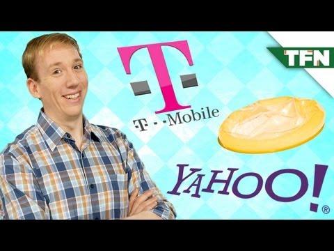 $100K Condom, T-Mobile Calls Bullsh*t, Yahoo's $30M Golden Boy
