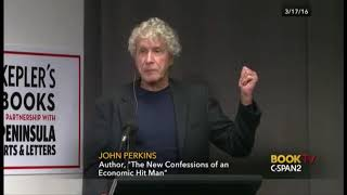 Video: New Confessions of an Economic Hitman (2016) - John Perkins