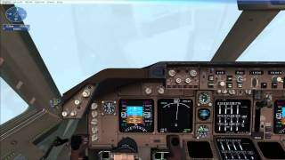FSX Monsoon Approach MAXED OUT GRAPHICS