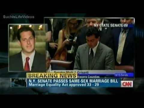 AC360 - NY Senator Greg Ball On Why He Voted No On Marriage Equality