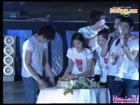 [Vietsub] Live in Bangkok – Birthday Celebration
