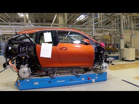 2014 BMW i3 - PRODUCTION