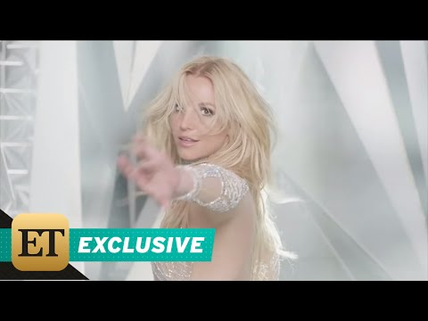 EXCLUSIVE: Watch Britney Spears' Steamy New 'Private Show' Commercial - Featuring Her New Song!
