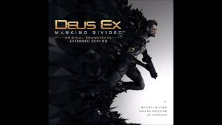 02. Sandstorm - Deus Ex: Mankind Divided (Extended Edition OST)
