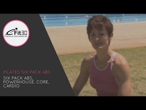 Pilates, work that six pack – full 30 minutes – eFit30