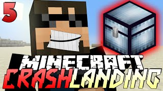 Minecraft Crash Landing 5 - THE BIG CITY