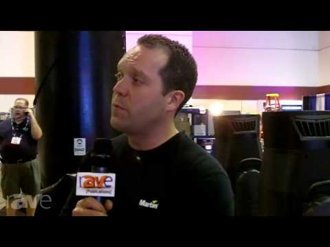 InfoComm 2013: Martin Debuts Intelligent Lighting