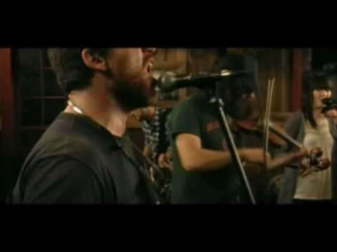 Chuck Ragan and Jon Gaunt - California Burritos (Live at The Grist Mill)