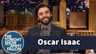 Oscar Isaac's Uncle Scored a Role in Star Wars VII Using T-Shirts