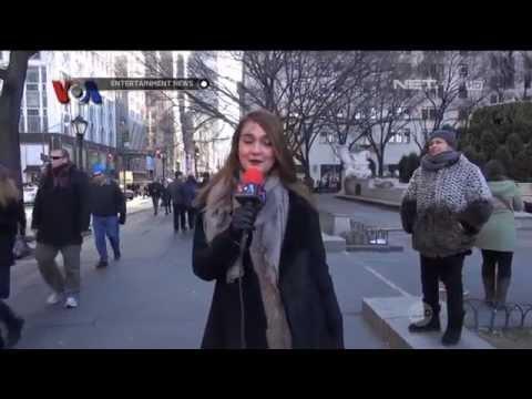 Tahun Baru Luna Maya, Harvey Malaiholo Dan Sita Di New York video