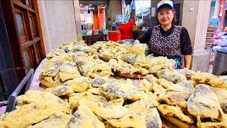 World's BIGGEST Soup - Feeding 1000's in TAIWAN | RARE Taiwanese STREET FOOD in Chiayi, Taiwan 2018