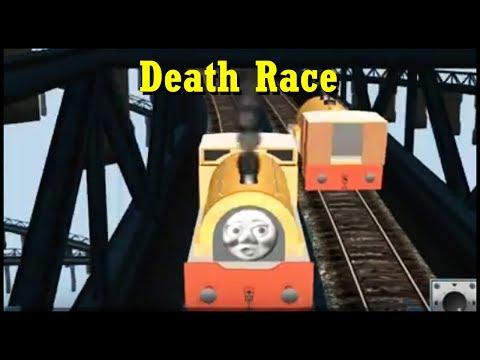 Trainz - Death Race O.o video