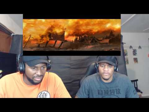 World of Warcraft׃ Cataclysm Cinematic Trailer Reaction