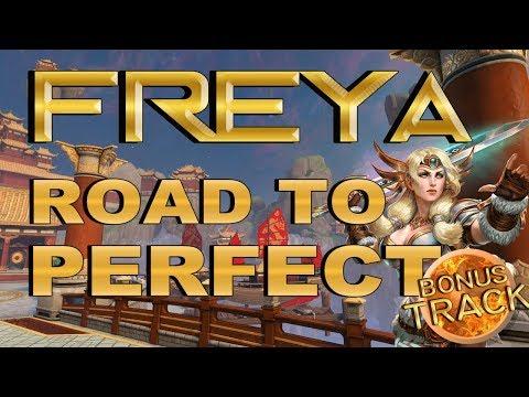 SMITE! Freya, Yo que pensaba que no tenia early! Bonus track! Road to Perfect #11