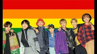 BTS GAY SHIP