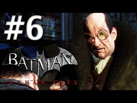 Road To Arkham Knight - Batman Arkham City - Walkthrough - Part 6 - Puffin Zero
