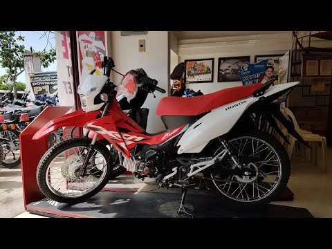 New Honda XRM 125 FI 2017 - Quick Walk Around