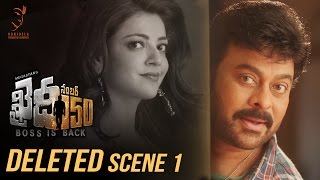 Khaidi No 150 Deleted Scene 1 || Chiranjeevi || Kajal Aggarwal || V V Vinayak || Rockstar DSP