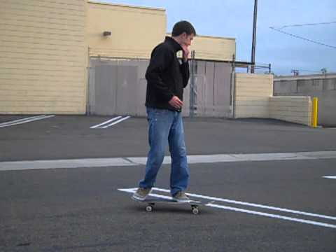 Skateboard Lessons- How to 180