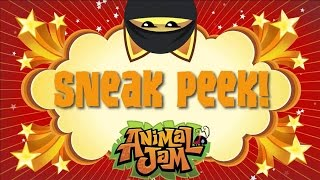 Animal Jam Sneak Peek!