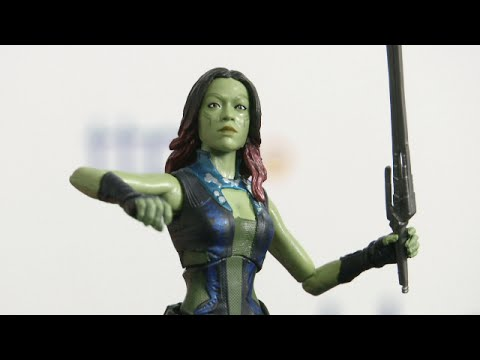 Marvel Legends Infinite Series Guardians of the Galaxy Gamora from Hasbro