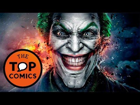 13 Cosas que no sabías del Joker