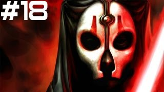 Star Wars: Knights Of The Old Republic 2 - Walkthrough - [Dark Side] - Part 18 - Dark Jedi Theme