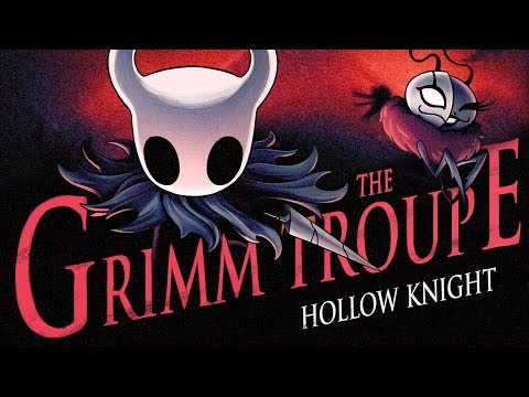 МРАЧНЫЙ РИТУАЛ | Hollow Knight: The Grimm Troupe - Серия №1