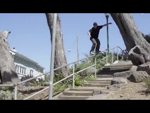 INSTABLAST! - Bs 50-50 Cardiel Slam Rail!! Nollie Bs Heel HUGE 7 BLOCK!! Skater Gets Hit By Car!!