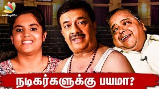 Why Actors Today Can't Replace Sivaji ?  : Y. G. Mahendran Interview | Drama