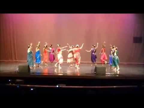 Shree Ganeshaya Dheemahi Dance