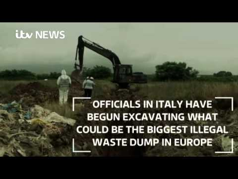 Daily Dose: Deadly balcony collapse, Europe's biggest illegal dump and destroying £32m noodles