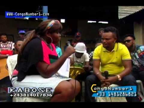 Exclusivité KABOSE Aboyi Didier Lacoste sur congonumber1