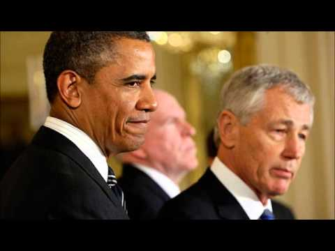 Obama Picks Chuck Hagel For Defense Secretary, Anti-Gay Comments